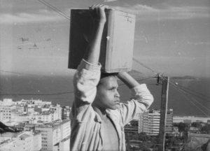 Cena do Filme Cinco vezes favela de 1962